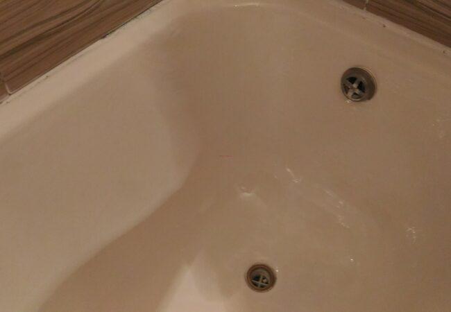 восстановленная чугунная ванна