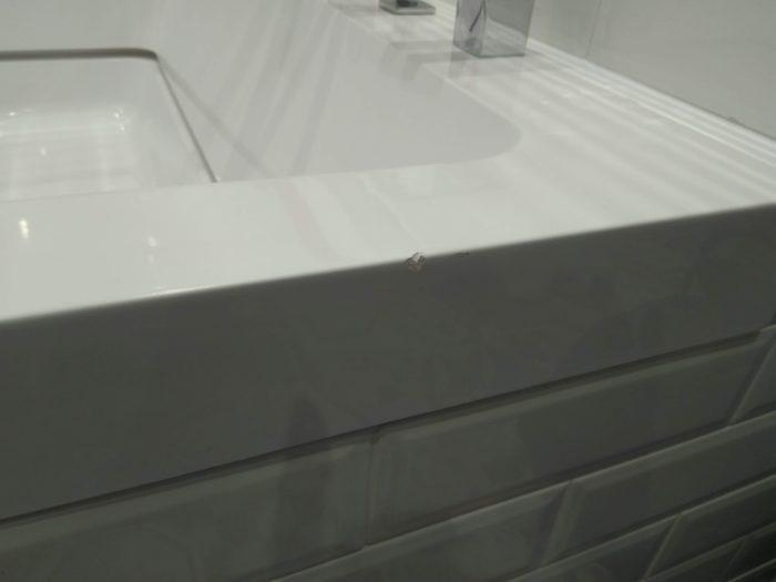 Ремонт ванн из кварила